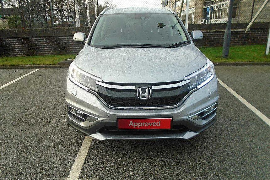 Honda CR-V 2.0 i-VTEC SR 5-Door