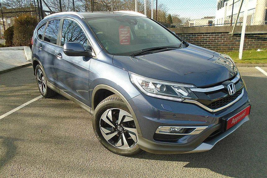 Honda CR-V 2.0 i-VTEC EX 5-Door